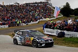 WRC 比赛报告 WRC德国站:奥吉尔获胜,索尔多亚军
