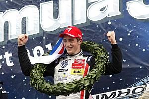 """Formule 3: overig Nieuws Eriksson: """"Masters-overwinning heel belangrijk"""""""