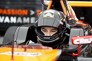 Formula 4 Résumé de course Victoire de Kami Laliberté sous la pluie de Zandvoort