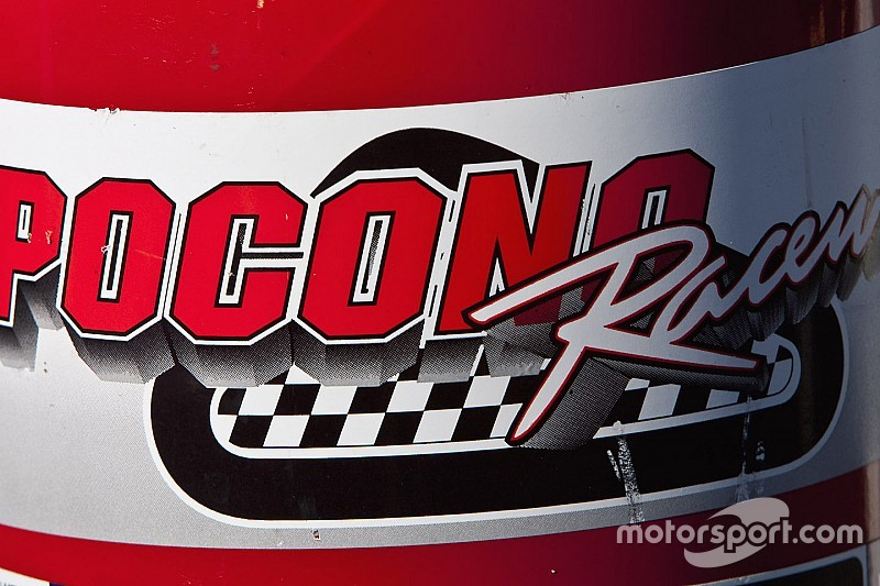 IndyCar-race op Pocono uitgesteld vanwege regenval