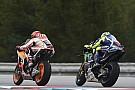 Stand in MotoGP na Brno: Rossi klimt naar tweede plaats