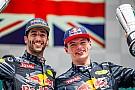 Red Bull готова к возможному обострению отношений Риккардо и Ферстаппена