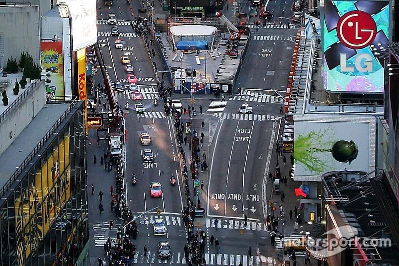 La carrera en Nueva York podría cambiar de fecha