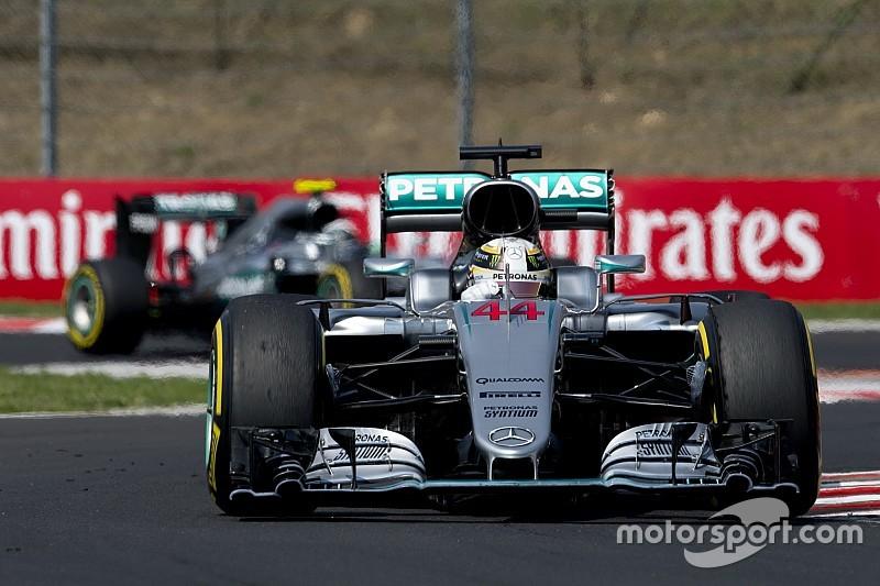 Hamilton incasseert straf voor motorwissel vermoedelijk op Spa