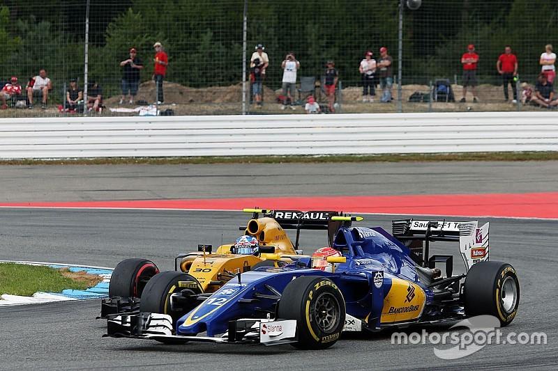 """Ericsson en Nasr over langverwachte update Sauber: """"Eindelijk!"""""""