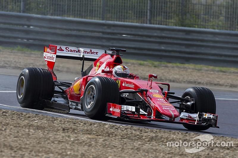 Феттель хоче більше тестувати нові шини Pirelli