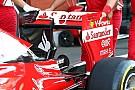 Технический брифинг: замена заднего крыла Ferrari SF16-H на квалификацию и гонку