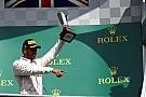 Hamilton, elegido 'Piloto del día' del GP de Bélgica