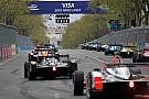 La Fórmula E es