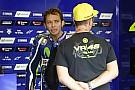 Rossi compite en Cattolica con los pilotos del VR46 (vídeo)