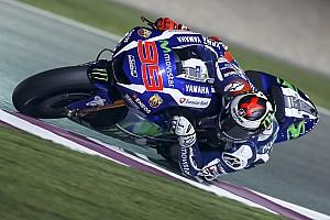 MotoGP Laporan tes Tes MotoGP Qatar: Lorenzo tampil mendominasi