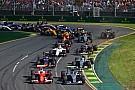 Formel-1-Saison 2017 startet am 26. März in Melbourne