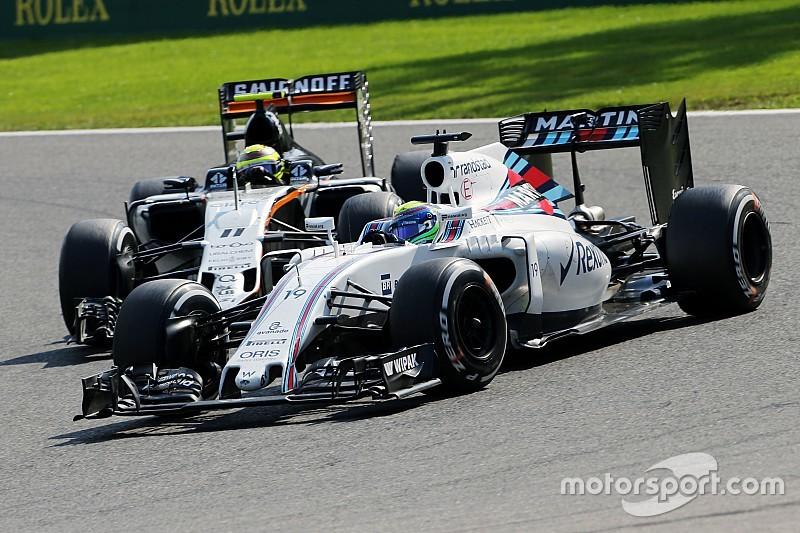 Force India не недооцінює Williams у боротьбі за четверте місце