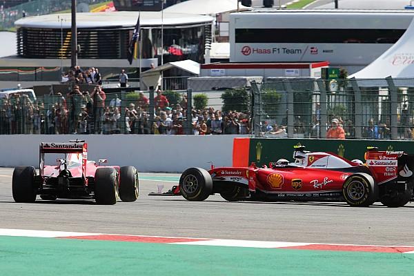 Sebastian Vettel entschuldigt sich für Startcrash in Spa-Francorchamps