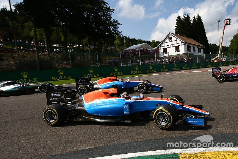 Mercedes не стремится превращать Manor в свою молодёжную команду