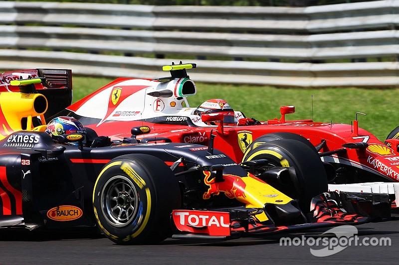 """Raikkonen a Verstappen: """"La F1 no es lugar para venganzas"""""""