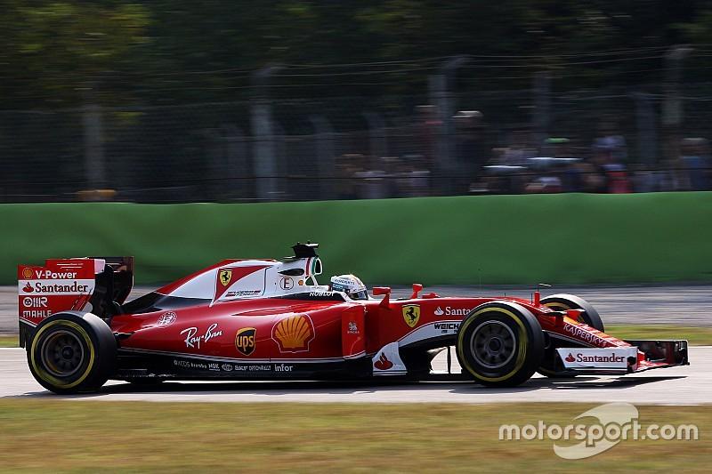 """""""Ordentlich schnell"""": Sebastian Vettel wertet neuen Ferrari-Motor als Fortschritt"""