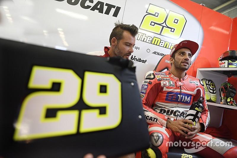 """Iannone: """"Tengo mejores sensaciones con la moto que con el circuito"""""""