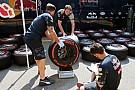 Pirelli снизила минимально допустимые значения давления в шинах