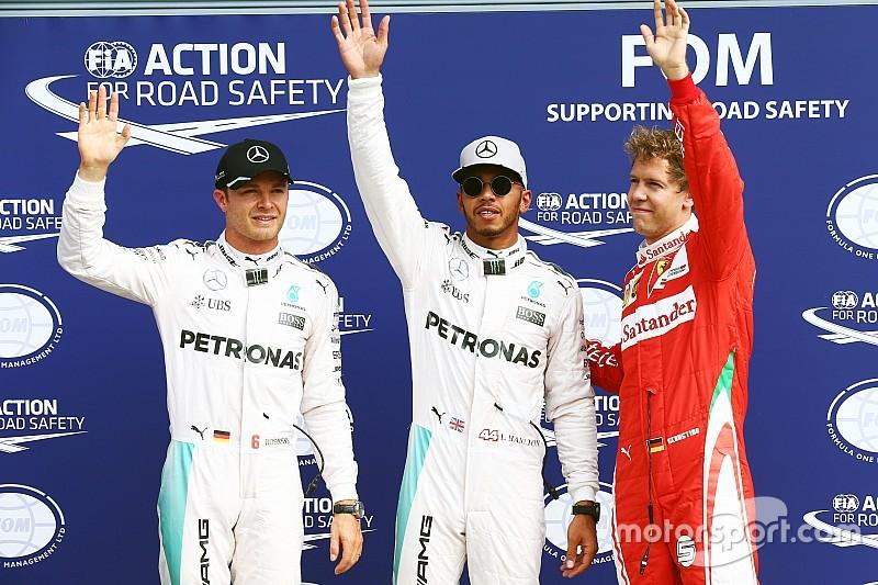 Formel 1 in Monza: Mercedes mit Lewis Hamilton auch im Qualifying am schnellsten