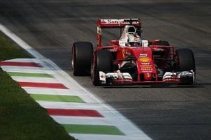 F1 Noticias de última hora Vettel niega haber ganado tiempo en La Parabólica