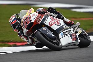 Moto2 Relato de classificação Lowes bate Zarco no fim e larga na frente na Grã-Bretanha