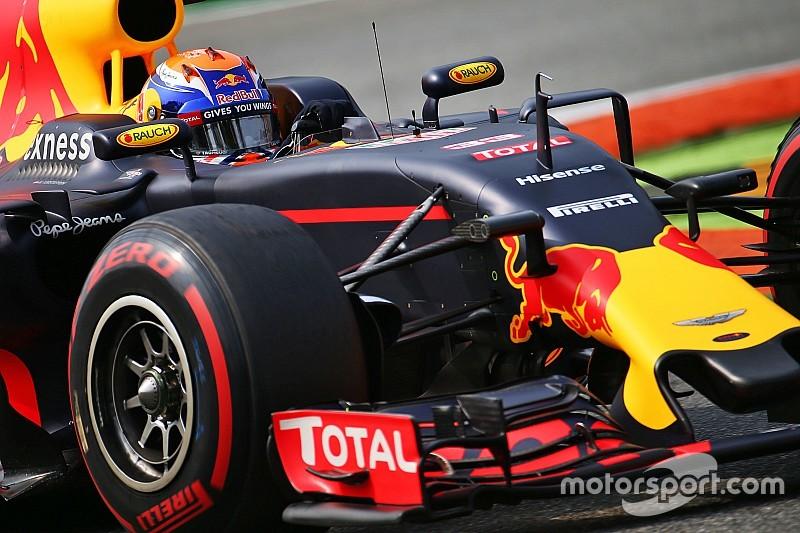 Breve análisis técnico: Red Bull buje soplado