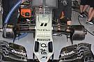 Технічний брифінг: асиметричні передні гальма Force India VJM09