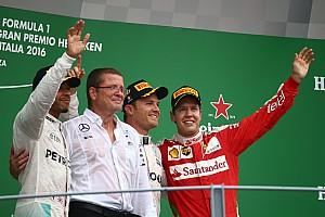 F1 Reporte de la carrera Rosberg se llevó una carrera que Hamilton tiró en el inicio