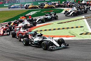 Fórmula 1 Relato da corrida Rosberg aproveita má largada de Hamilton e vence na Itália