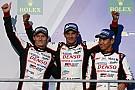 WEC 6h Mexiko: Erleichterung bei Toyota nach Platz 3