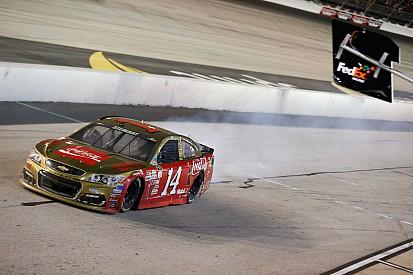 Nach Unfall mit Brian Scott: Tony Stewart zur NASCAR-Rennleitung