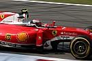 Pirelli-Reifentests: Auch Kimi Räikkönen testet die neuen Formel-1-Reifen