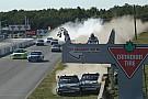 NASCAR Truck Une arrivée musclée et une confrontation en série NASCAR Trucks