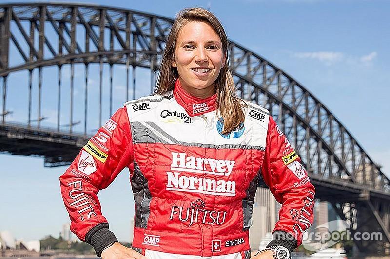 Simona De Silvestro verso tre stagioni in... Australia!