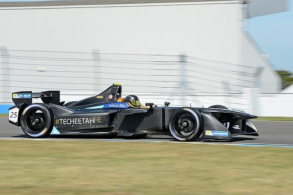 Fórmula E Vergne quebra recorde de Donington; di Grassi faz 3° tempo