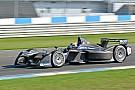 Formel-E-Test in Donington: Buemi mit Rekordrunde zum Abschluss