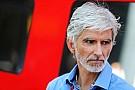 Damon Hill admitió que cayó en la depresión cuando se retiró