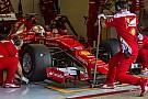 Ferrari завершили тести в Барселоні