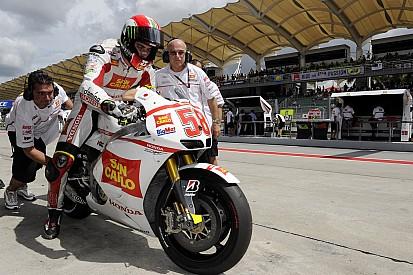 Startnummer 58 für Motorrad-Weltmeisterschaft gesperrt
