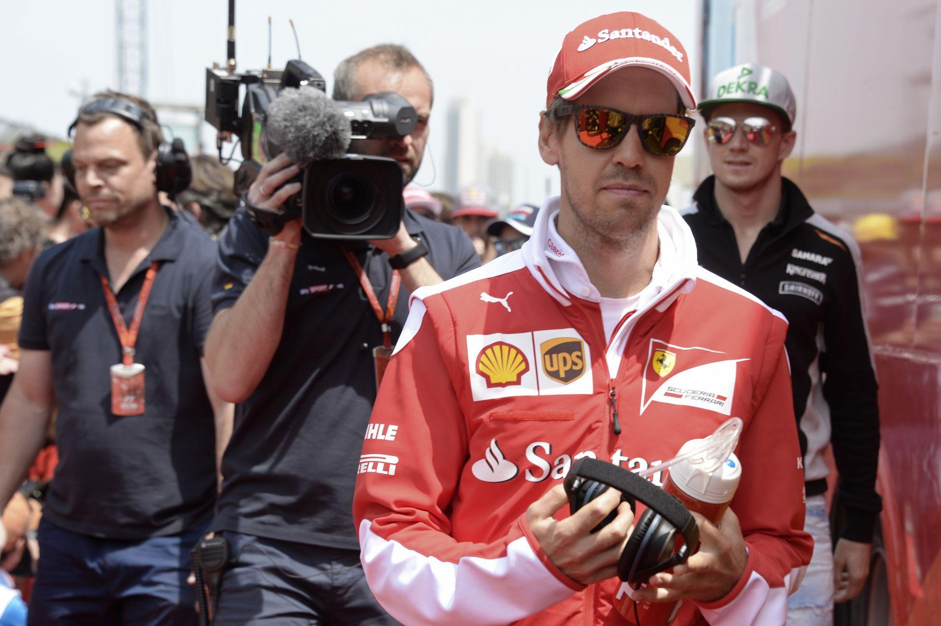 Vettel egyszerre volt az egyik legjobb és a legrosszabb Kínában?