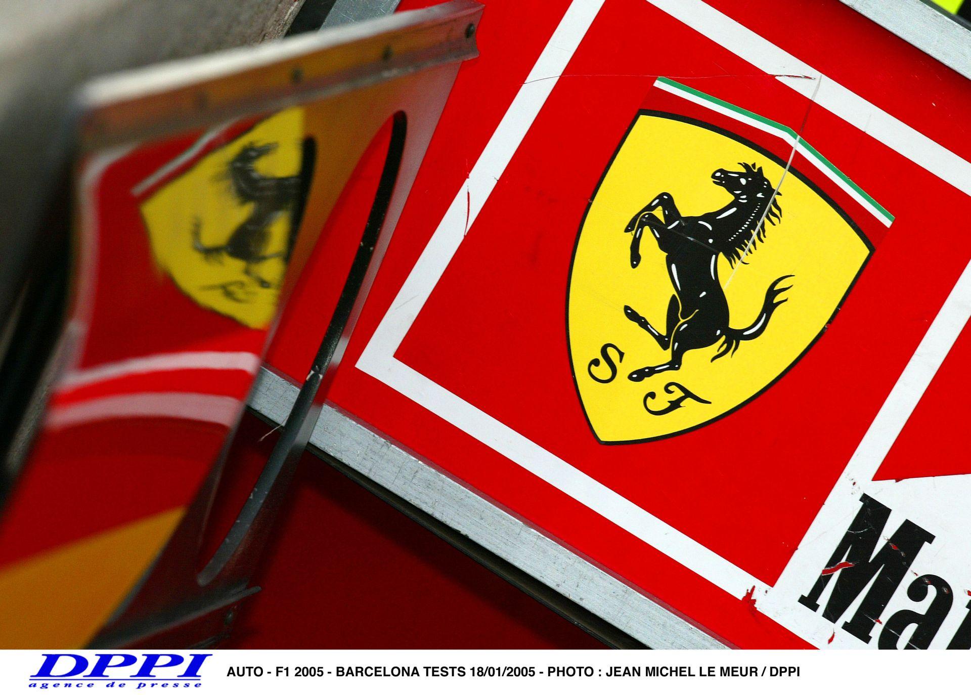 Egy olyan F1-es látvány, amit nehéz felülmúlni: Ferrari...