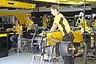 Szirotkin a 46-os rajtszámot viseli holnap a Renault-nál
