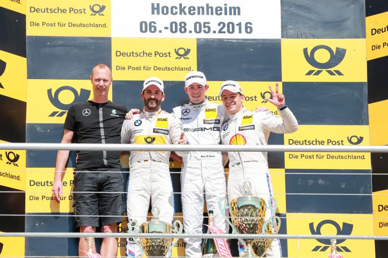 6 év után újra futamot nyert di Resta a DTM-ben