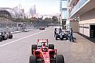 Újabb képek Bakuból: itt mégis hogyan fognak elférni az F1-es autók?