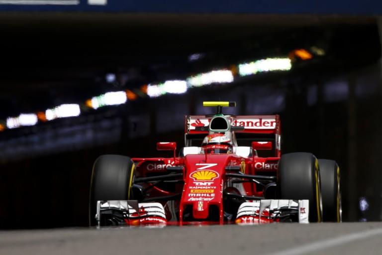 LOL: így melegítenek a Ferrari szerelői Monacóban