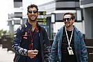 Ricciardo fülég érő