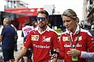 Vettel is találkozott a monacói hercegi párral!