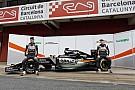 Hülkenberg és Perez megpróbálta lerajzolni a Force India autóját - mint a 3 évesek!
