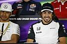 Alonso és a csapata boldog: finom kaja Montrealban